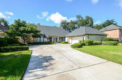 Sugar Land Single Family Home For Sale: 606 Montclair Boulevard