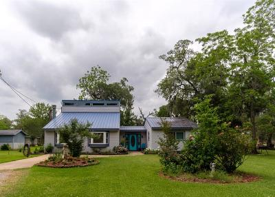 Sweeny Single Family Home For Sale: 6452 County Road 803