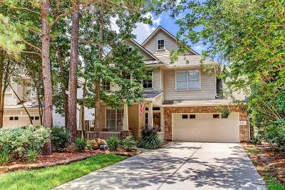 The Woodlands Single Family Home For Sale: 31 Dalea Place