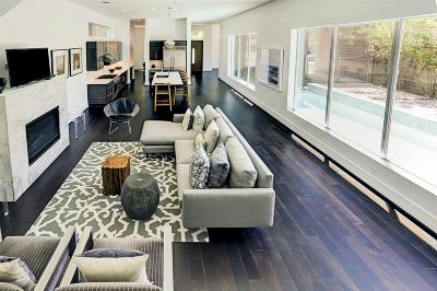 Houston Single Family Home For Sale: 1530 Hawthorne Street