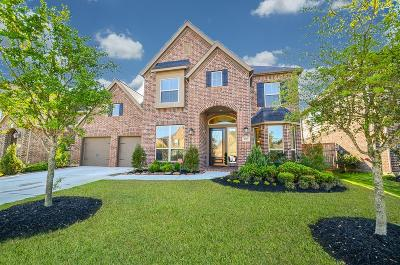 Fulshear Single Family Home For Sale: 4919 Cibolo Creek Court
