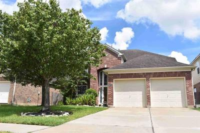 Pearland Single Family Home For Sale: 12805 Crestwind Drive
