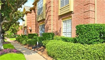 Houston Rental For Rent: 12400 Overbrook Lane #46D