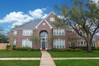 Sugar Land Single Family Home For Sale: 4211 Saint Michaels Ct Court