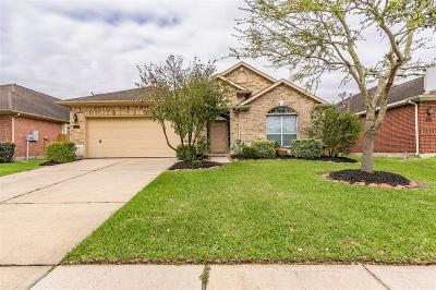 League City Single Family Home For Sale: 2870 Milano Lane