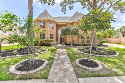 Katy Single Family Home For Sale: 2923 Hollinwell Drive