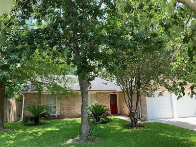 Humble Single Family Home For Sale: 8603 Poplar Ridge Lane