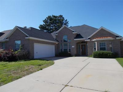 Montgomery Single Family Home For Sale: 18 S Wind Drive