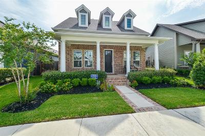 Cypress Single Family Home For Sale: 17018 Canosa Drive