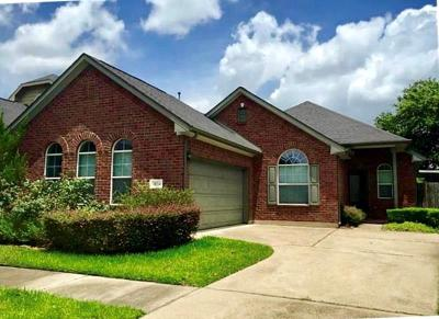 Katy Single Family Home For Sale: 21714 Shallow Glen Lane
