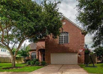 Pearland Single Family Home For Sale: 1110 Sunset Lakes Drive