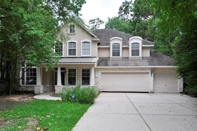 The Woodlands Single Family Home For Sale: 39 Fortuneberry Place
