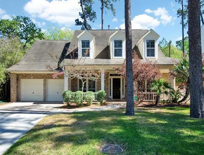 Houston Single Family Home For Sale: 8326 Leafy Lane