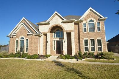 Katy TX Single Family Home For Sale: $479,900