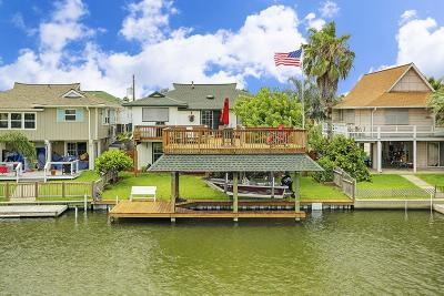 Bayou Vista Single Family Home For Sale: 803 Marlin Street
