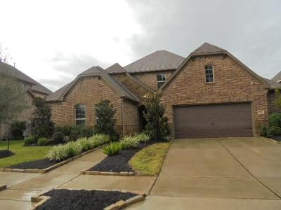 Missouri City Single Family Home For Sale: 2315 Orchard Way