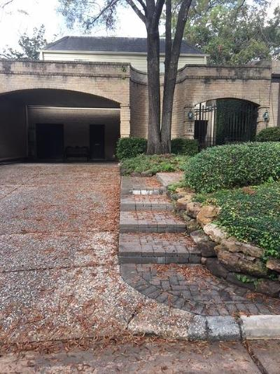 Houston Condo/Townhouse For Sale: 142 Glynn Way