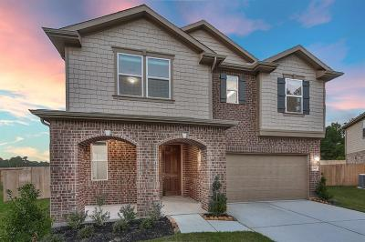 Conroe TX Single Family Home For Sale: $234,995