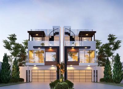 Houston Single Family Home For Sale: 5208 Chenevert