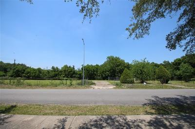 Harris County Residential Lots & Land For Sale: 8155 Tate Street