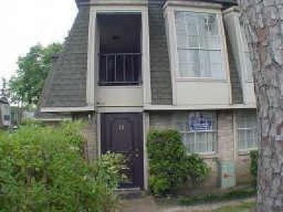 Houston Condo/Townhouse For Sale: 12633 Memorial Drive #4/26