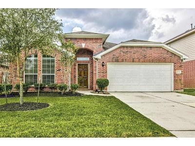 Kingwood Single Family Home For Sale: 21574 Kings Bend Drive