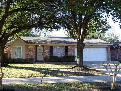 Houston TX Single Family Home For Sale: $147,500