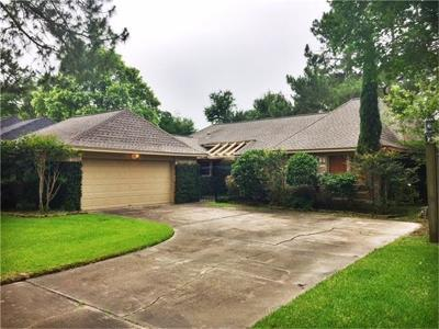 Katy Single Family Home For Sale: 20231 Warrington Drive