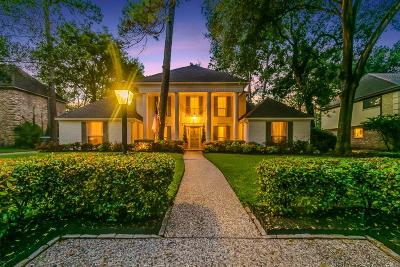 Houston Single Family Home For Sale: 5426 Olympia Fields Lane