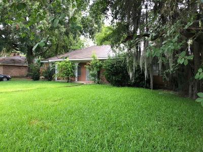 Houston TX Single Family Home For Sale: $229,900