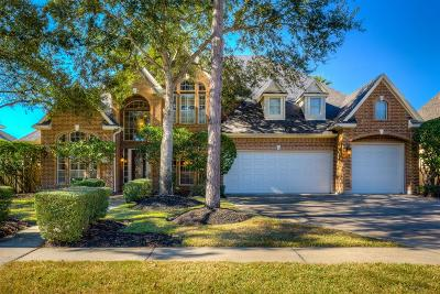 Cinco Ranch Single Family Home For Sale: 2230 Long Cove Circle