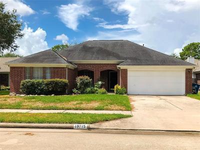 Spring Single Family Home For Sale: 19715 Vernier Woods Lane