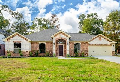 Crosby TX Single Family Home For Sale: $274,900