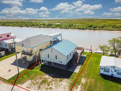 Matagorda Single Family Home For Sale: 4214 Fm 2031 Beach Road