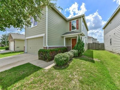 Tomball Single Family Home For Sale: 19207 Doves Landing Avenue