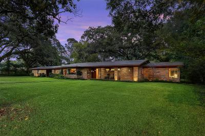 Katy Single Family Home For Sale: 1002 East Avenue