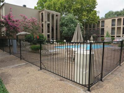 Harris County Condo/Townhouse For Sale: 4637 Wild Indigo Street #481