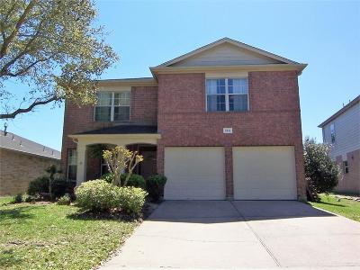 Kingwood TX Single Family Home For Sale: $214,900