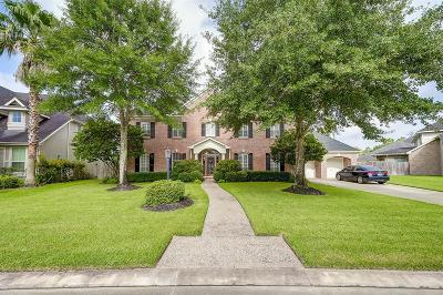 Katy Single Family Home For Sale: 2206 Vinemead Court