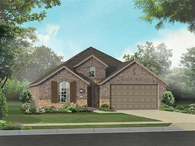 Manvel Single Family Home For Sale: 2336 Olive Forest