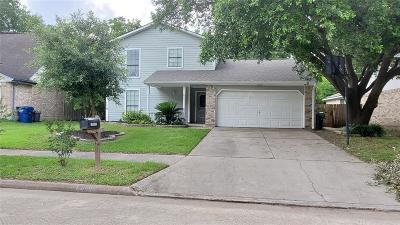 Spring Single Family Home For Sale: 18603 Mellowgrove Lane