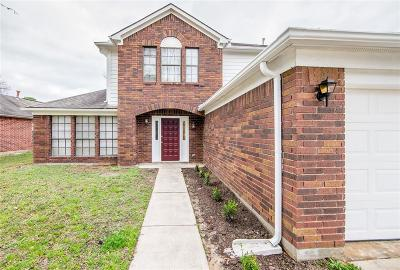 Cypress Single Family Home For Sale: 15314 Hillside Park Way