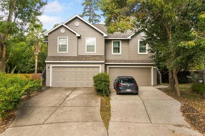 Spring Condo/Townhouse For Sale: 18 Newberry Trail Court