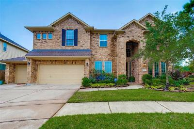 Houston Single Family Home For Sale: 13002 Hawkins Bend