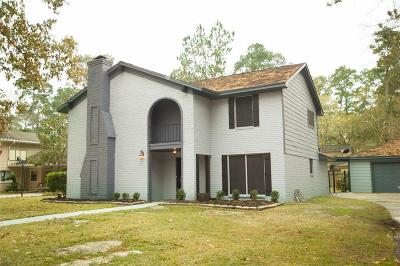 Houston Single Family Home For Sale: 2206 River Falls Drive