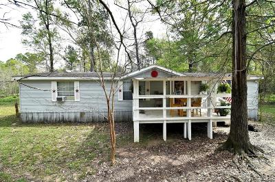 Single Family Home For Sale: 172 County Road 2259