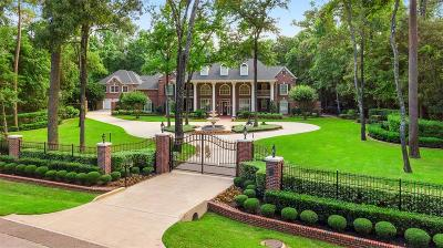 Conroe, Spring, The Woodlands Single Family Home For Sale: 30 S Tranquil Path