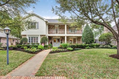 Houston Single Family Home For Sale: 13719 Butterfly Lane