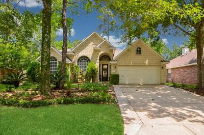 The Woodlands TX Single Family Home For Sale: $317,000