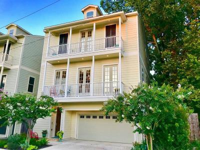 Houston Single Family Home For Sale: 2508 Gostick Street